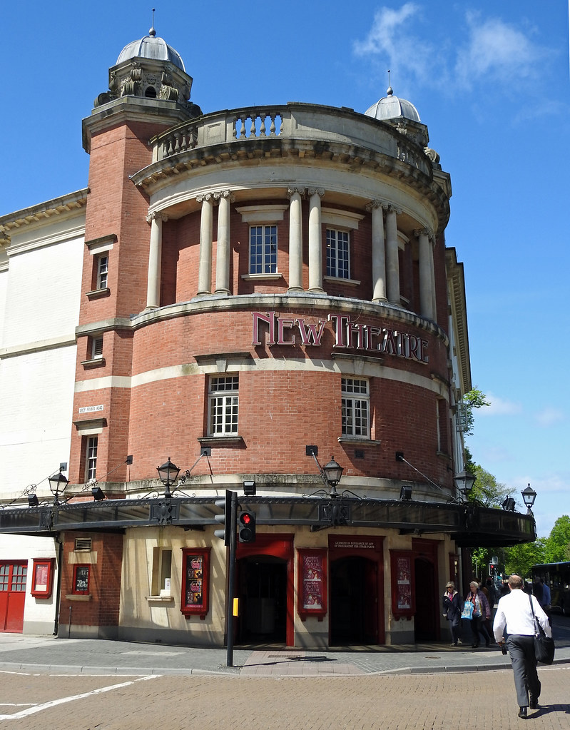 New Theatre (Park Place, Cardiff)